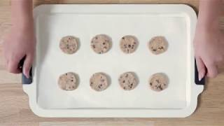 I Love Food Cookie Recipe I Show & Tell