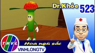 THVL | Dr. Khỏe - Tập 523: Hoa ngũ sắc - Phần 2