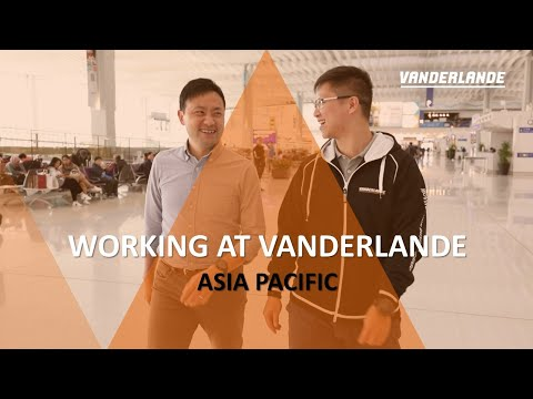 Working at Vanderlande - Recruitment video Asia Pacific