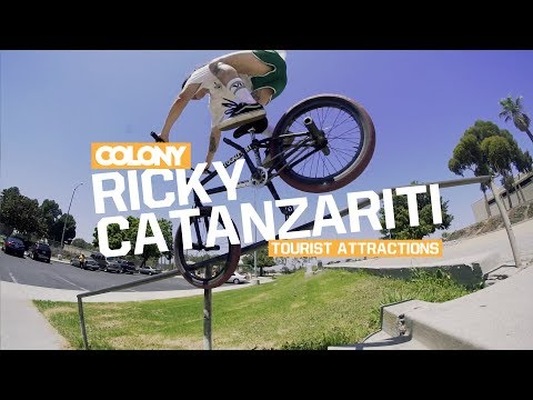 Ricky Catanzariti spent 3 weeks visiting all the famous tourist attractions of Southern California for this video. This sure is a mind melter! Shot and cut by Cooper ...
