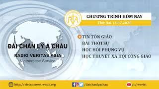 CHƯƠNG TRÌNH PHÁT THANH, THỨ HAI 13/07/2020