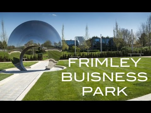Frimley Business Park Updated