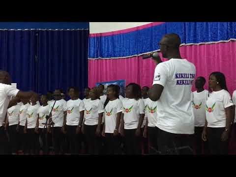 Groupe Artistique OURIAS du Togo Mikpo alesi wo nyo concert du 29-04-18