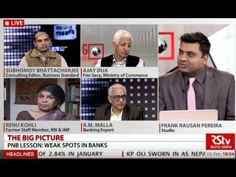 The Big Picture - PNB Lesson: Weak Spots in Banks
