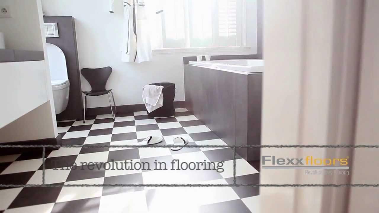 Introduction Flexxfloors Stick system UK V2.mov - YouTube