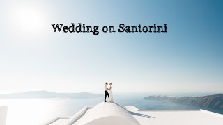 Свадьба на Санторини. Греция (Wedding on Santorini) трейлер(Наша свадьба на Санторини. Наши самый лучшие воспоминания связаны с этим событием! Было круто! Полная верси..., 2016-07-29T13:34:25.000Z)