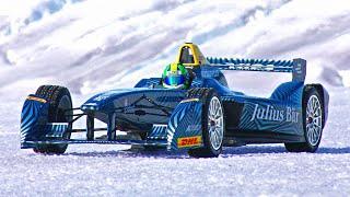 World First! Formula E Car Visits Arctic Ice Cap #ProjectIce thumbnail