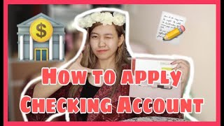 HOW TO OPEN A CHECKING ACCOUNT AT EASTWEST BANK