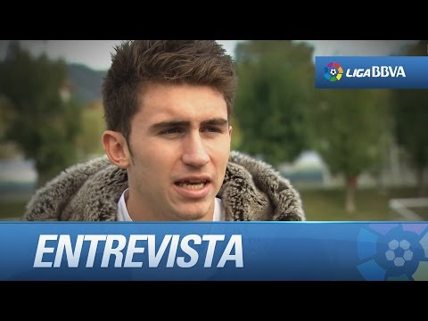 """Laporte : """"Cuando debutas en San Mamés es lo máximo"""""""