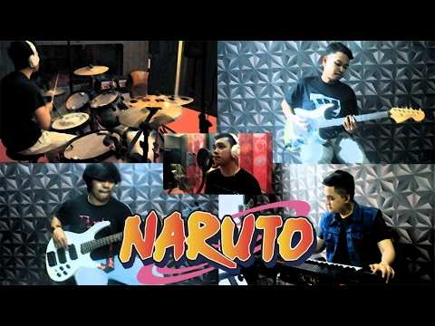 Opening Naruto (Go) ナルト Cover By Sanca Records