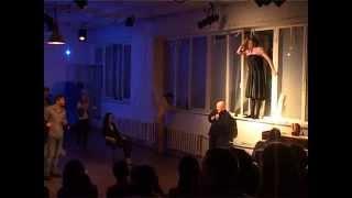 Театр Поколений Дачники в Балтийском доме