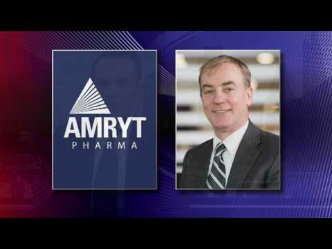 Amryt Pharma's COO says Japan patent further boosts potential of lead candidate