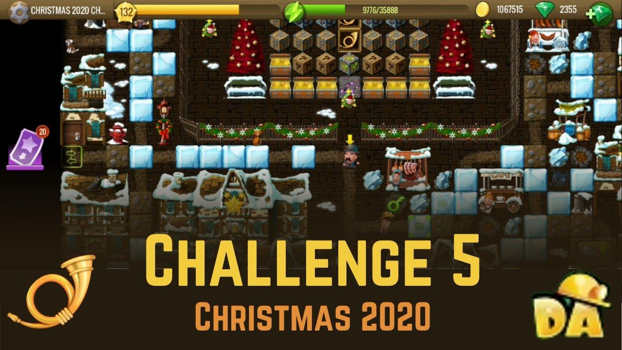 Christmas 2021 Challenge 5 Diggys Adventure Challenge 5 Christmas 2020 Diggy S Adventure Youtube