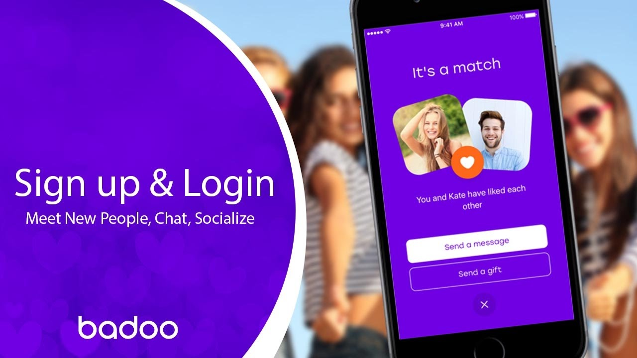 How to find people on badoo