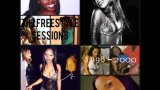Foxy Brown - The Freestyle Sessions: 1998 - 2000 (Part 2/3)