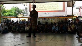 lagi syantik dance by students of smk engku husain semenyih selangor