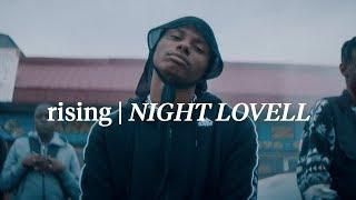 rising | NIGHT LOVELL