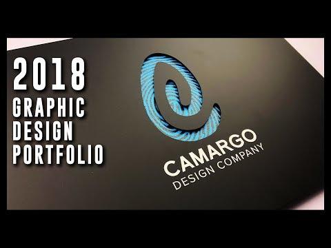 2018 Graphic Design Portfolio!!