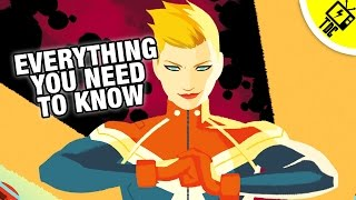 Captain Marvel: Everything You Need to Know! (The Dan Cave w/ Dan Casey)