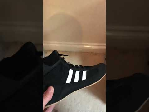 Adidas Havoc Boxing Wrestling Boots Review