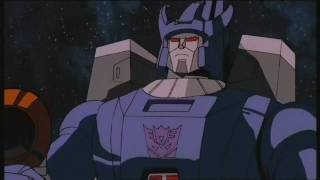 galvatron and megatron