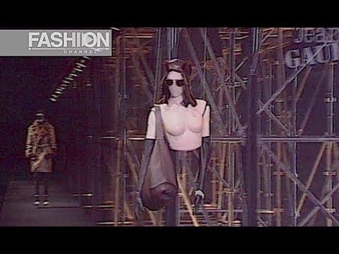 JEAN PAUL GAULTIER Fall 2004 2005 Paris – Fashion Channel