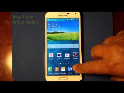 Samsung Galaxy S5 Soft Reset | Hard Reset | Factory Settings | Original Settings