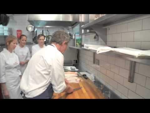 Kevin Thornton Live Turbot Master Class Part 3