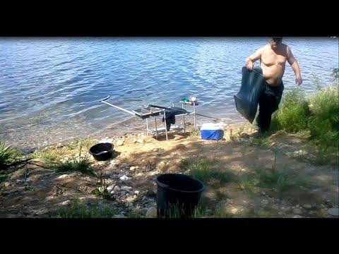 вазузское водохранилище ловля на фидер