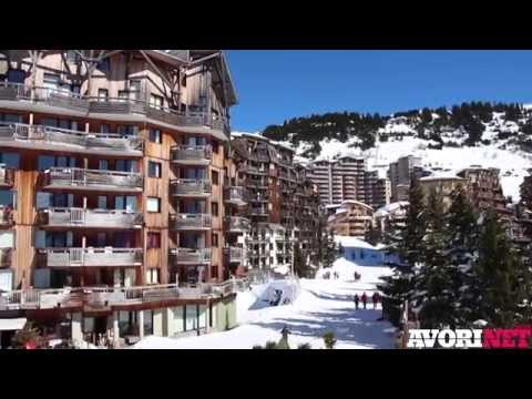 A Video Guide to the Resort of Avoriaz