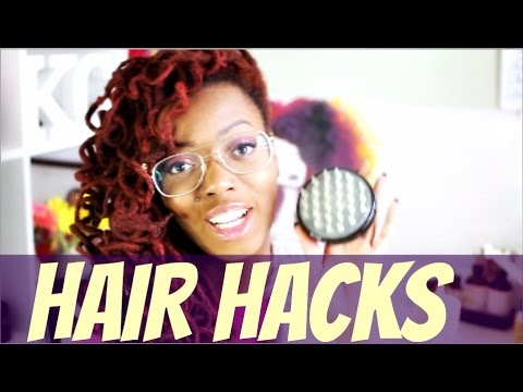 10 Simple But Not So Obvious Hacks For People With Locs Youtube