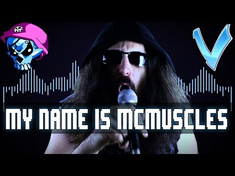 LITTLE V - MY NAME IS MCMUSCLES (Matt McMuscles' Channel Theme)