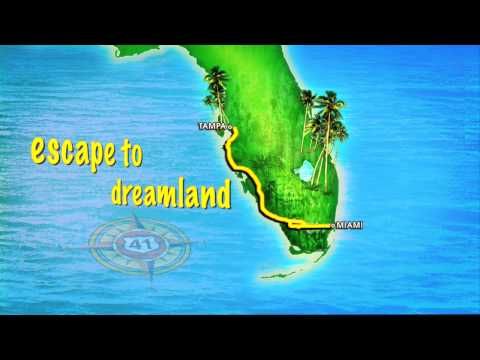 (:30 Trailer) Escape to Dreamland: The Story of the Tamiami Trail  ( :30 Trailer )