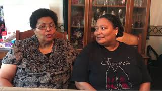 Doris and Monica's Story: family inherited brain aneurysm