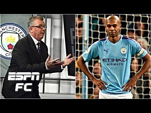 Man City Vs. Crystal Palace Analysis: Steve Nicol Rips Into Pep Guardiola's Defense   ESPN FC