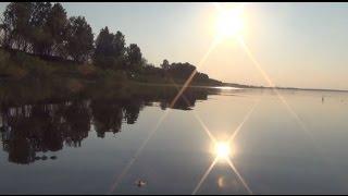 Таежные красоты. Тайга. Красивейший закат. Сказочная тайга. Рыбалка. Охота. Грибы.(, 2016-06-18T12:10:11.000Z)