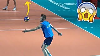 SKY BALL SERVES | Crazy Volleyball Serves (HD)