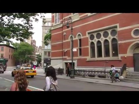 Gay History Walking Tour, West Village, New York City