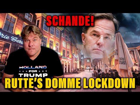 SCHANDE! RUTTE'S DOMME LOCKDOWN - DE JENSEN SHOW #243