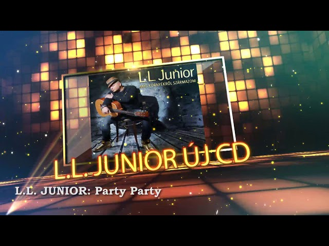 LL Junior - Mas kornyekrol szarmazom album D
