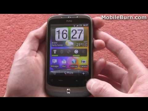 HTC Wildfire review - part 1 of 2