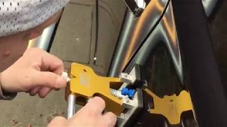 HOW TO |Glue Pull a dent |PDR training|😎NEW!!!