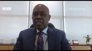 Sibos 2020: View from the Top with Ade Ayeyemi, Group CEO, Ecobank
