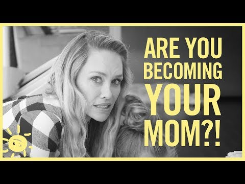 Are You Becoming Your Mom?!!  (Funny Infomercial)