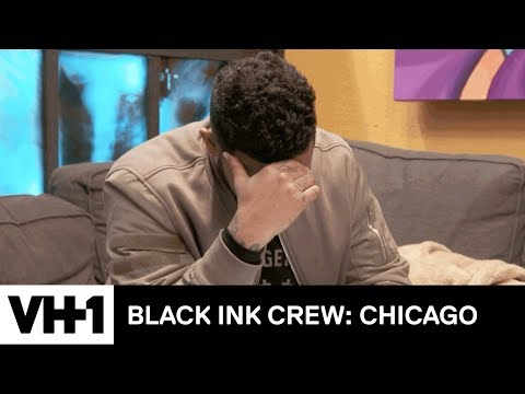 Ryan Is Rushed to the Emergency Room | Black Ink Crew: Chicago