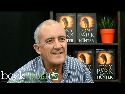 Tony Park on Africa, writing, and his latest book The Hunter