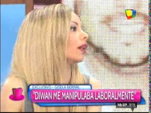 "Gisela Bernal sorprendió a todos: ""Creí que Francisco Delgado no podía tener hijos"""