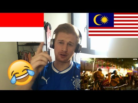 (LOL!!) Upiak - Tak Tun Tuang (NEW VER.)  // INDONESIAN MUSIC REACTION