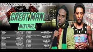 Dancehall Mixtape (April 2016) Vershon and Jahmiel