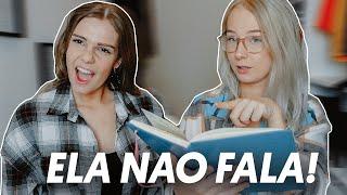 Ensinando Minha Amiga GRINGA a Falar Portugues (com Dagmar)